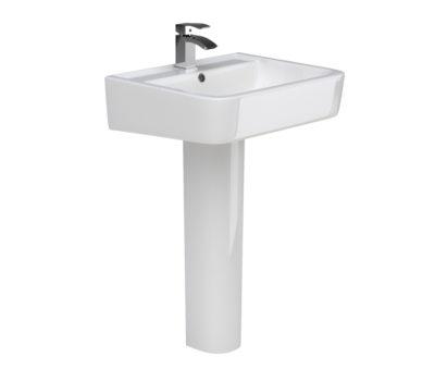 Zale 600 Basin and Pedestal-0