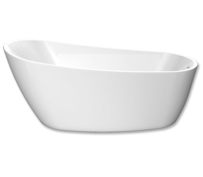 Brook Freestanding Acrylic Bath (1500 & 1700mm)-0