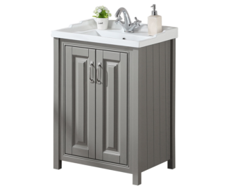 Cottage 600 Vanity Unit & Basin -0