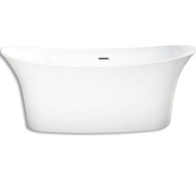 Tyne 1800 Freestanding Acrylic Bath-0