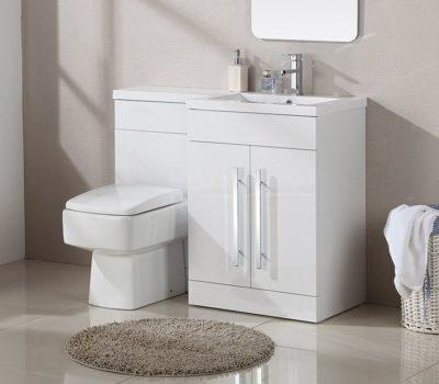 Toilet WC Units