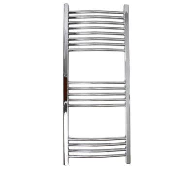 Silea Curved 22mm Bars Heated Towel Rail-0