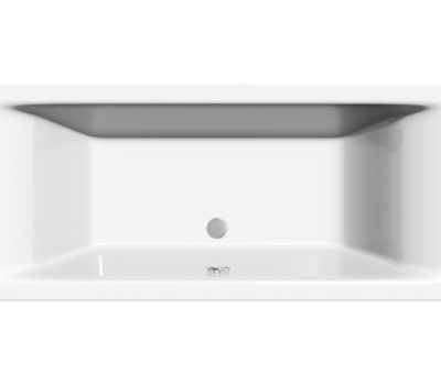Trim Double Ended Standard Bath-0