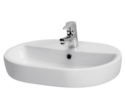 Caspia Oval Counter Top Basin-0