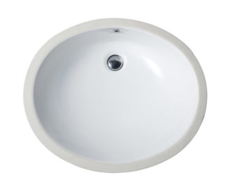 Oval Under Counter Basin-0