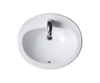 Oval 560 Vanity Basin-0