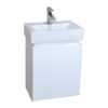 Quattro 450 Wall Mounted Unit (White or Anthracite)-0