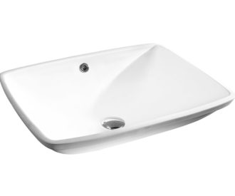 Rectangular Under Counter Basin-0