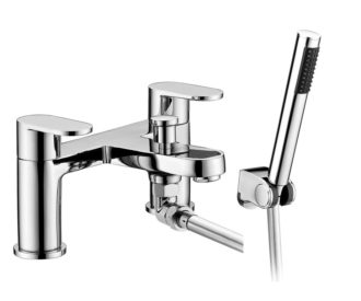 Dakota Bath Shower Mixer & Kit-0
