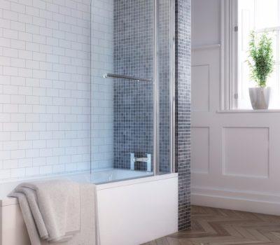 Double Bath Screen -0