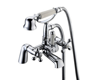 Kinsale Bath Shower Mixer & Kit -0