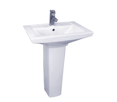 Murcia 585mm Basin & Pedestal -0