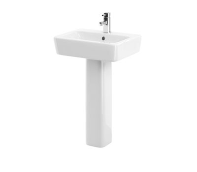Nova 550mm Basin & Pedestal -0