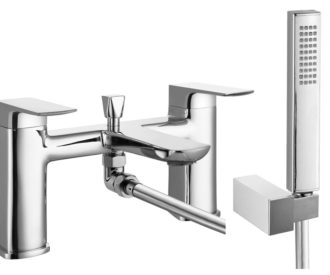 Pure Bath Shower Mixer & Kit -0