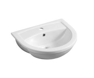 Refine 520 Semi-Recessed Basin -0