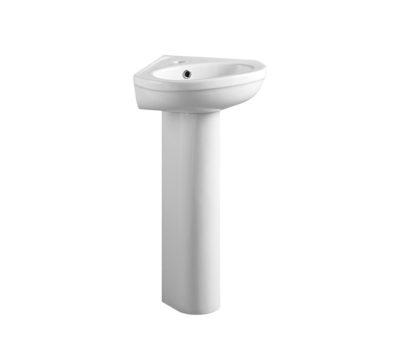 Refine Corner Basin & Pedestal -0