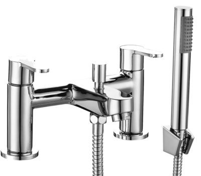 Sigma Bath Shower Mixer & Kit -0