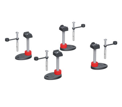 Tece Drainline Assembly Feet 94 - 142cm-0