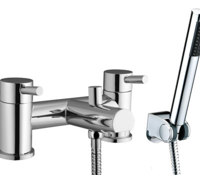 Titan Bath Shower Mixer & Kit-0