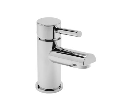 Titan Mini Basin Mono c/w Easy Clean Spring Waste -0