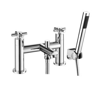 Velo Bath Shower Mixer & Kit -0