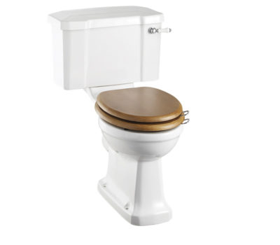 Regal Close Coupled Pan With Standard Lever Cistern -0
