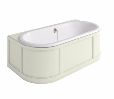 London Bath Sand with Curved Surround (2 Styles Available)-0