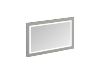 Framed 120 Mirror with LED Illumination (Sand, Olive, White) -3907