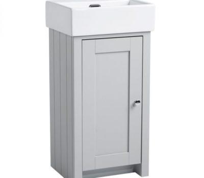 Lansdown 400 Cloakroom Unit -0