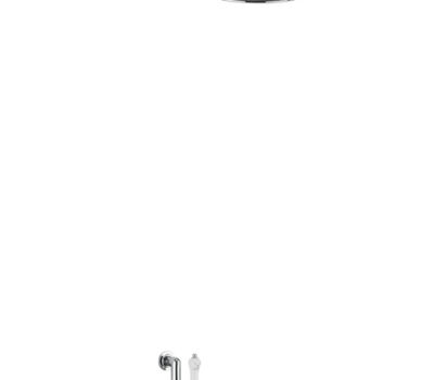 Avon Thermostatic Exposed Shower Valve -0