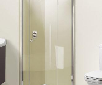 Arcade Quadrant Single Shower Door -0