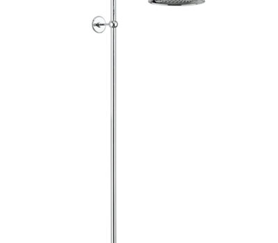 Eden Thermostatic Exposed Shower Bar Valve -0