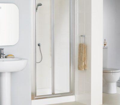 Bi-Fold Shower Door (660-1000mm)-0
