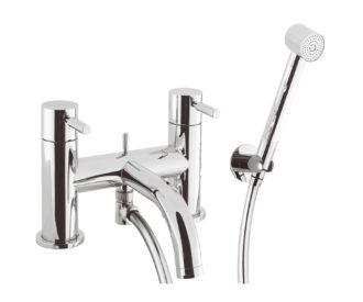 Design Bath Shower Mixer with Kit -0