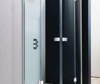 Design+ Quadrant Double Hinged Door -0