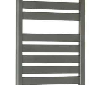 Edge Anthracite Towel Warmer 500 x 720mm-0