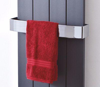 Chrome Towel Rail -0