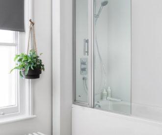 Click Easy Reach Bath Screen -0