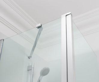Click Double Bath Screen -1769