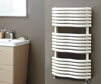 Bow Pre Filled Electric Radiator - Carbon Steel-0