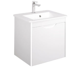 Solo 50 Unit & Cast Mineral Marble Basin-0