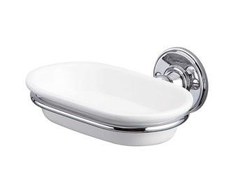Burlington Chrome Soap Dish -0
