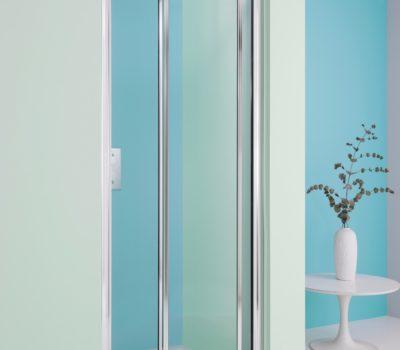 Supreme Bifold Shower Door -0