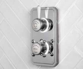 Dual Outlet (Shower) - High Pressure-0