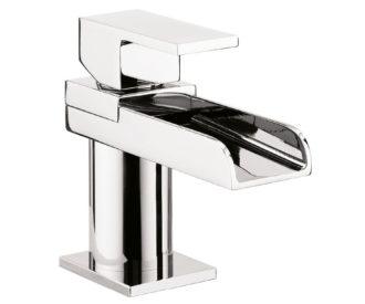 Water Square Mini Basin Monobloc -0