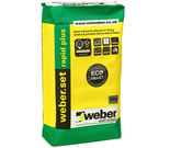 Weber Rapid Set Plus Eco Grey Adhesive 20kg -0