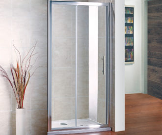 Air Sliding Shower Enclosure -0
