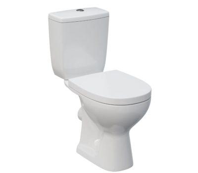 Aztec Toilet Pan, Cistern Inc. Fittings & Seat-0