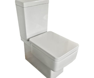 Cruze Pan, Cistern & Seat -0