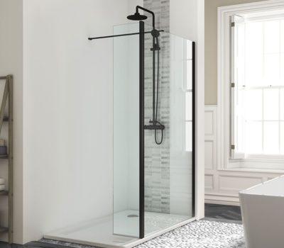 8ml Wetroom Panel 1000 Black Edition-0